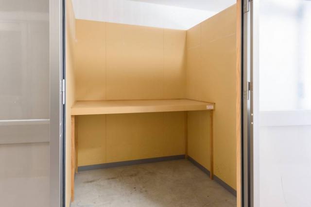 酒田市 賃貸マンション 仲介手数料なし 屋内物置あり 収納スペース充実 リバーサイド斎【公式】